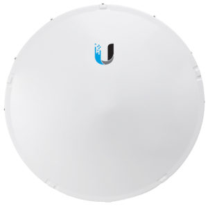 Ubiquiti airFiber 11GHz Dish Radio and Duplexer Kit | AF11-Complete-LB
