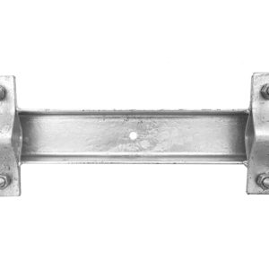Flush Mount Bracket Heavy Duty