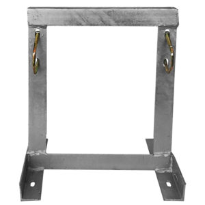 Square Bracket Wallmount 25cm