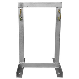 Square Bracket Wallmount 40cm